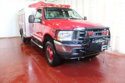 Used Ford Super Duty F-550 DRW