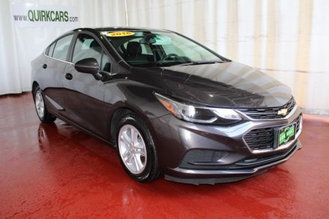 Used Chevrolet Cruze LT