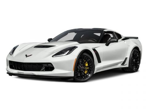 New Chevrolet Corvette Z06 2LZ