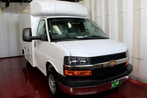 New Chevrolet Express Commercial Cutaway