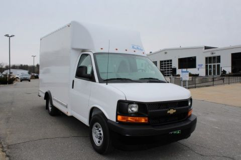 New Chevrolet Express Commercial Cutaway CUTWAY