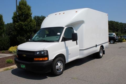New 2018 Chevrolet Express Commercial Cutaway BASE