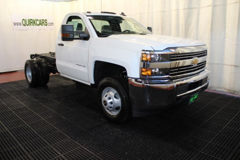 New Chevrolet Silverado 3500HD Work Truck DUMP BODY