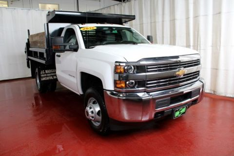 Used Chevrolet Silverado 3500HD WORK TRUCK