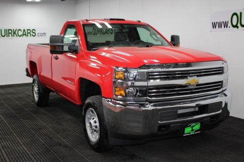 New Chevrolet Silverado 2500HD Work Truck