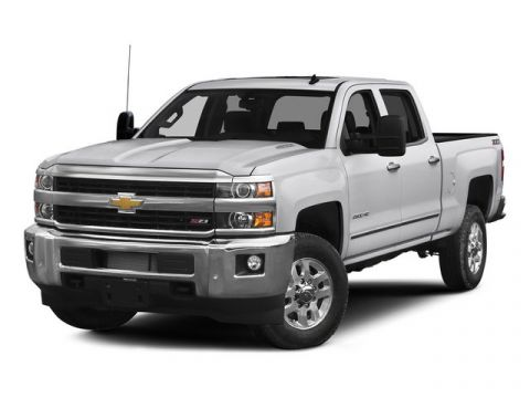 Used Chevrolet Silverado 2500 Work Truck