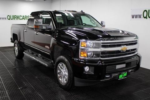 New 2018 Chevrolet Silverado 3500HD High Country