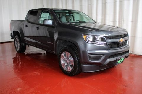 2017 Chevrolet Colorado Extended Cab WT 4x4