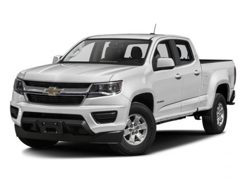 New Chevrolet Colorado 4WD WT
