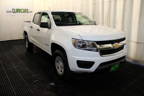 2018 Chevrolet Colorado Crew Cab WT 4x4