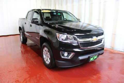 Used Chevrolet Colorado 4WD LT
