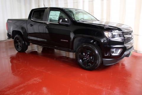 New Chevrolet Colorado 4WD LT