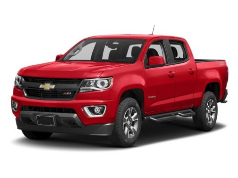 New Chevrolet Colorado 4WD Z71