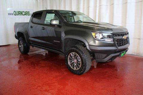 New Chevrolet Colorado 4WD ZR2