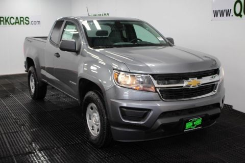 New 2018 Chevrolet Colorado 2WD Work Truck