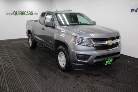 New Chevrolet Colorado 4WD Work Truck