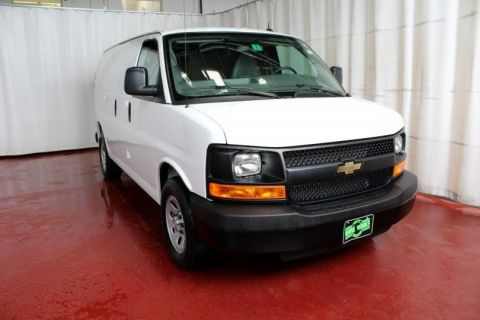 Used Chevrolet Express Cargo Van