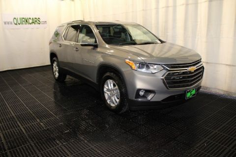 2018 Chevrolet Traverse LT AWD