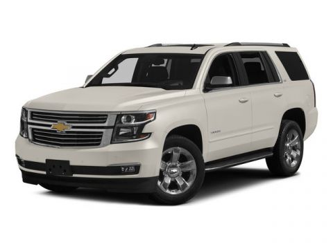 Used Chevrolet Tahoe LS