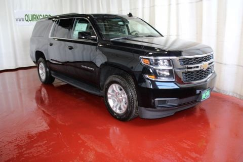 New Chevrolet Suburban LS