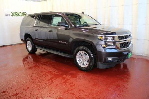 New Chevrolet Suburban LT