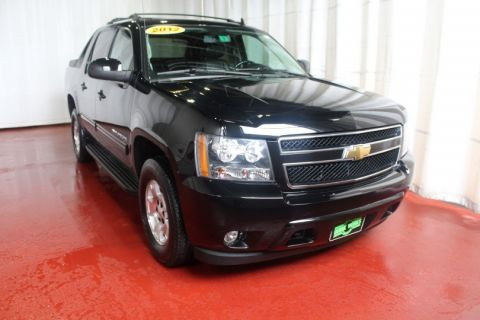 Used Chevrolet Avalanche LT