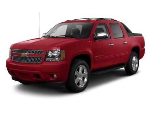 Used Chevrolet Avalanche LTZ