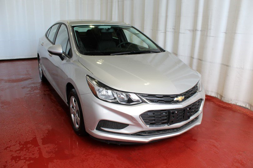 2017 Chevrolet Cruze LS Manual S