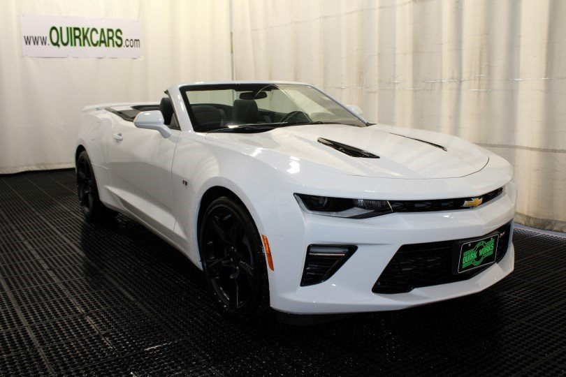 New 2018 Chevrolet Camaro SS Convertible in Manchester M26240