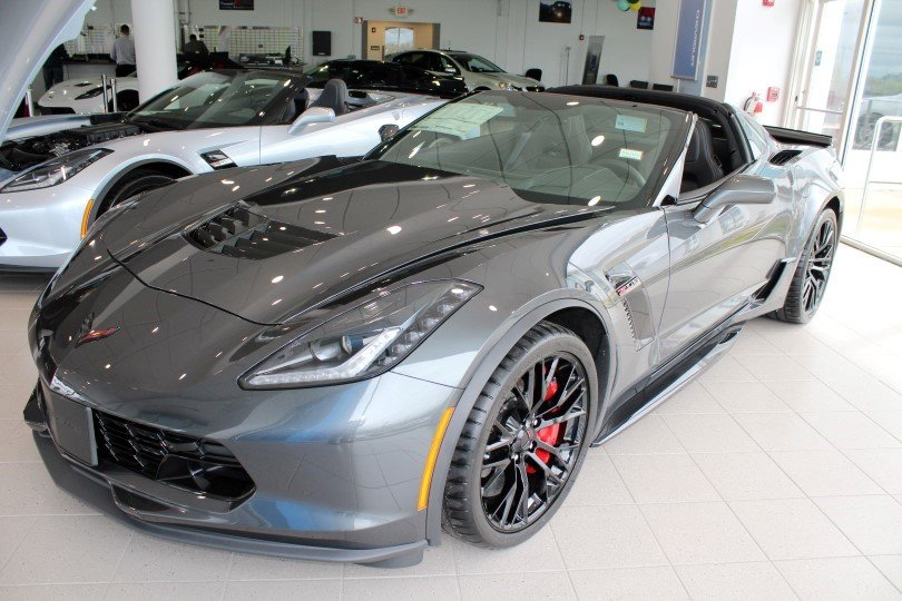 pre owned 2017 chevrolet corvette z06 3lz 2dr car in manchester m25827 quirk chevrolet manchester. Black Bedroom Furniture Sets. Home Design Ideas