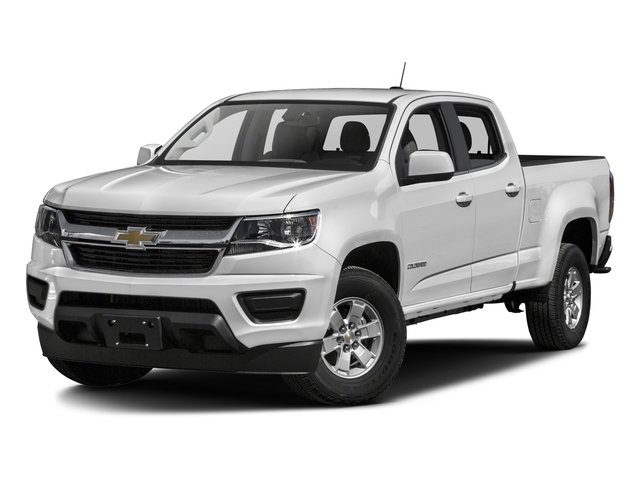 2017 Chevrolet Colorado Crew Cab WT 4WD