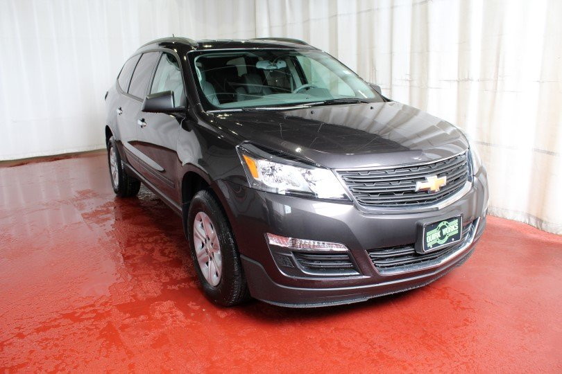 2017 Chevrolet Traverse LS Front-Wheel Drive