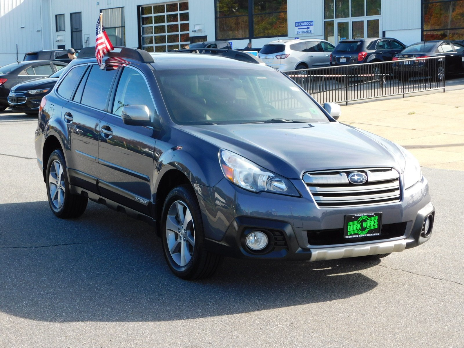 pre-owned 2014 subaru outback 3.6r limited sport utility in