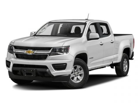 Pre-Owned 2018 Chevrolet Colorado 4WD Work Truck